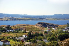 View of Conception Bay