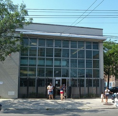 Coney Island library branch
