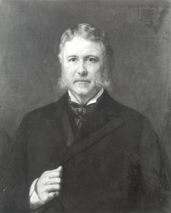Arthur in 1884 (portrait by George Peter Alexander Healy)
