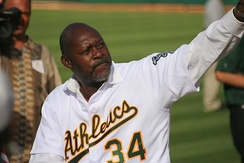 Dave Stewart, Oakland Athletics pitcher from 1986 to 1992 and 1995