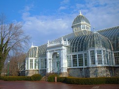 Franklin Park Conservatory, in Franklin County