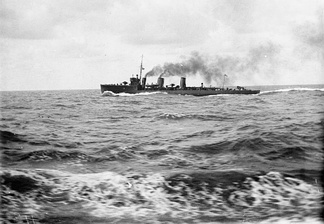 HMS Loyal, of the Laforey class