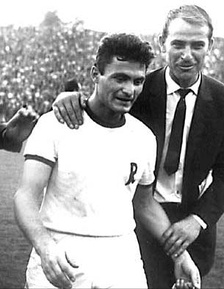 Ilie Greavu, Rapid player until 1971, also ranked second in the appearances table, with 294.