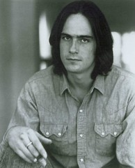 James Taylor in the early 1970s
