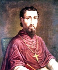 Bishop Berneux of the Paris Foreign Missions Society was tortured and then beheaded on March 7, 1866.[44]