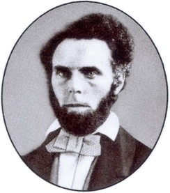 Blackwell as a young adult