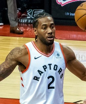 Kawhi Leonard was selected 15th by the Indiana Pacers and was traded to the San Antonio Spurs