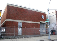 A view of the Garfield Place substation, which is used to power the Fourth Avenue Line