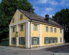 House in Uppsala