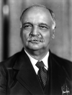Charles Curtis, of Kaw, Osage, Potawatomi, French and British ancestry from Kansas, was 31st Vice President of the United States, 1929–1933, serving with Herbert Hoover.
