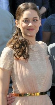 Cotillard at the 2012 Cannes Film Festival