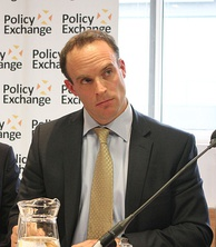 Raab joining the 2012 Policy Exchange