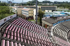 Likas Stadium which is the home stadium for Sabah FA.