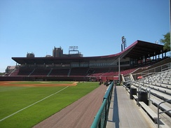 Mike Martin Field at Dick Howser
