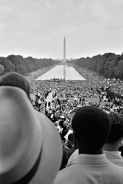 August 28: March on Washington for Jobs and Freedom