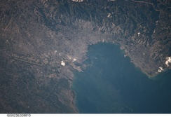 Astronaut View of Port-au-Prince