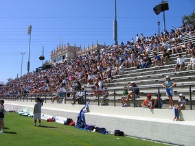 Legion home field, Torero Stadium.