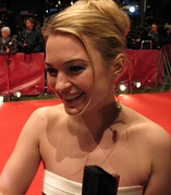 Sophia Myles at Berlinale in 2007