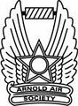 Arnold Air Society Member Pin (AAS C/2d/1st Lt rank)