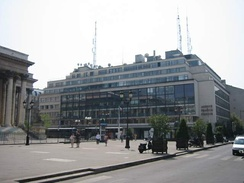 Agence France-Presse Headquarters in Paris