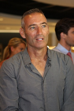 Anthony Field (in 2012). Field was instrumental in developing The Wiggles' business model.