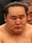 Dolgorsürengiin Dagvadorj became the first Mongol to reach sumo's highest rank.