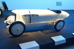 1909 Blitzen Benz  – built by Benz & Cie., which held the land speed record