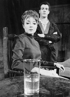 "Carolyn Jones and John Church were replacements in the original Broadway production, as ""Ruth"" and ""Lenny"" (1967)[1]"