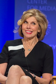 Christine Baranski at 2015 PaleyFest.jpg