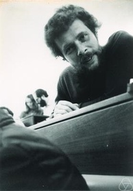 Floris Takens at the University of Warwick in 1980 (photo from Mathematical Research Institute of Oberwolfach)
