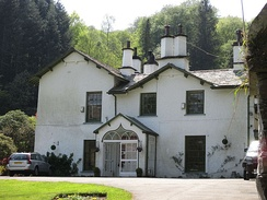 Fox Ghyll near Rydal, De Quincey's home from 1820 to 1825