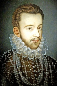 Henry de Valois, later Henry III of France, was the first elected Polish king in 1573