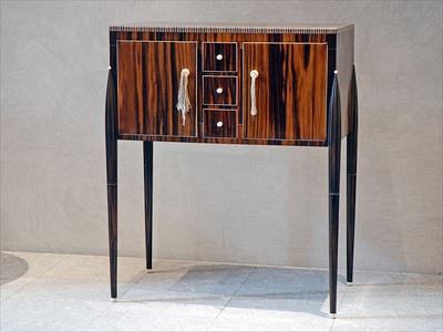 Cabinet design by Émile-Jacques Ruhlmann