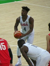 Jimmy Butler was selected 30th by the Chicago Bulls