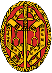 Insignia of a Knight Bachelor