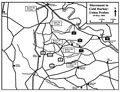 Map 10:Movement to Cold Harbor - Union Probes: 29 May 1864.