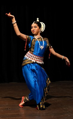 Odissi is a classical dance that originated in Odisha, India