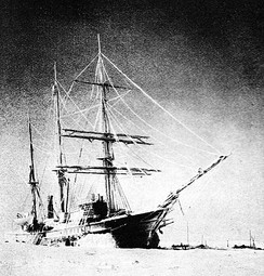 Zarya in 1902 during her second wintering