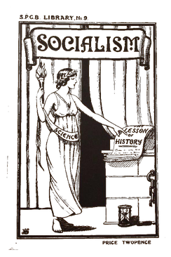 SPGB pamphlet in 1920