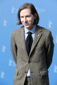 Wes Anderson, a widely renowned indie film auteur.