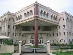 West Bengal National University of Juridical Sciences, in Kolkata is one of the autonomous law schools in India