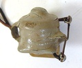 Western Electric 3B varistor made in 1952 for use as click suppressor in telephone sets