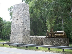 Yulee Sugar Mill Ruins State Historic Site