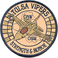 2001 Operation Northern/Southern Watch patch