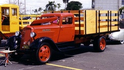1934 Dodge K-34 stake bed truck