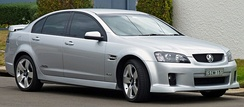 "Holden updated the Commodore with the VE series in 2006, Holden's first ""clean-sheet"" design since 1971."