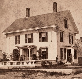 A residence c. 1880