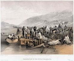 The bad conditions of the sick and injured in the Crimean War were widely publicized
