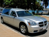 Modern hearse, 2006 Dodge Magnum in Chile