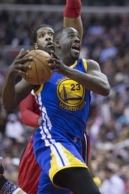 Draymond Green was an All-NBA Second Team member in 2015–16.